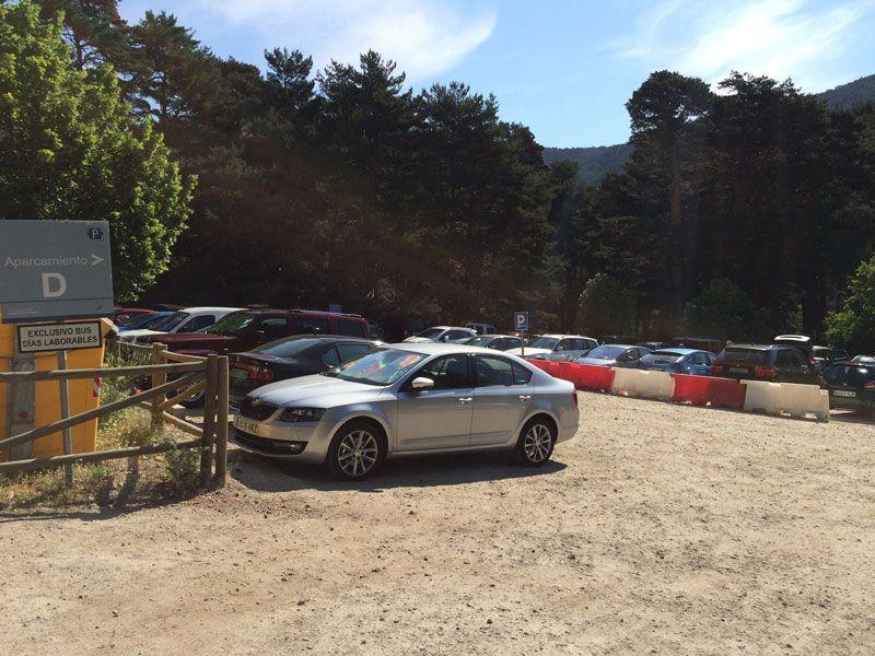 Parking D gratuito