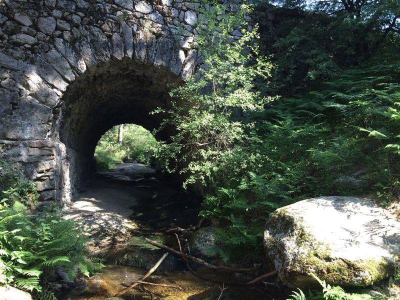 Puente del Descalzo y Arroyo de la Venta