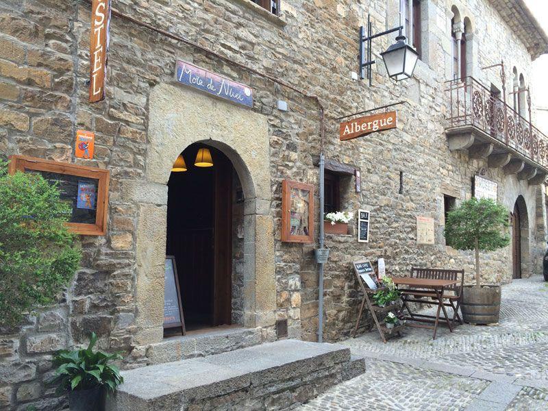 Qué ver en Ainsa - Albergue Mora de Nuei en Ainsa - Huesca