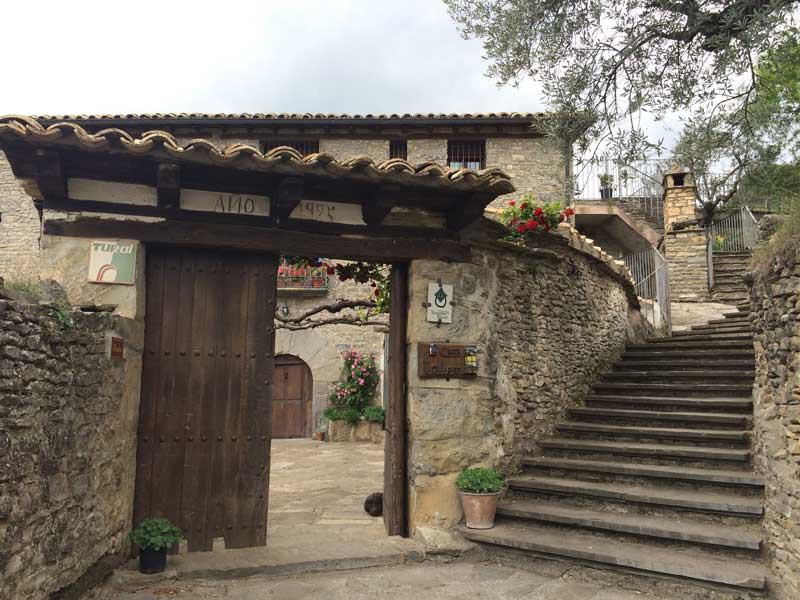 Casa rural Trallero en Almazorre