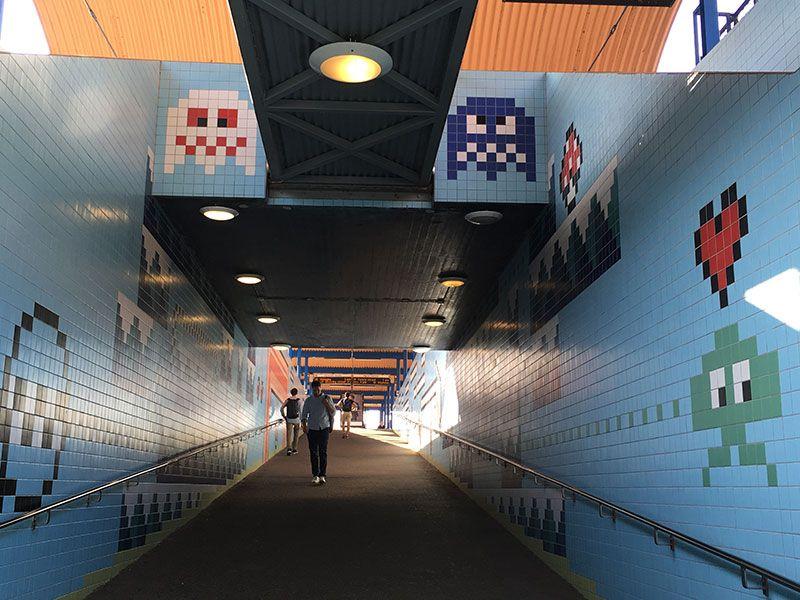 Las estaciones más boitas del metro de Estocolmo - Thorildsplan