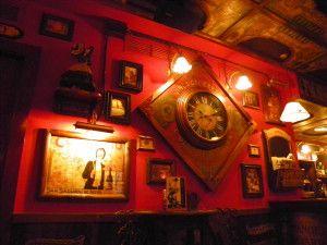 La Pilara. Detalle interior