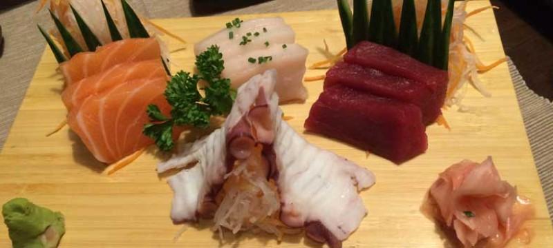 Variado Sushi no moriawase
