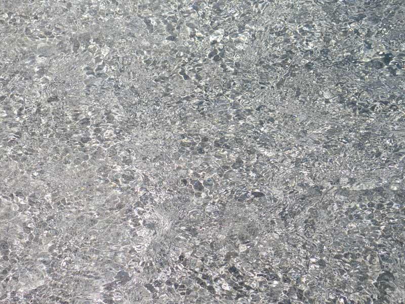 Aguas cristalinas de la playa de Elafonisi
