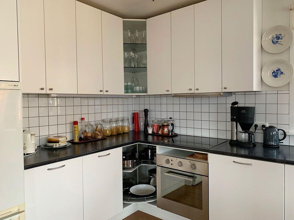 Alojamiento en Islandia - Guesthouse Galleri Vík - Cocina