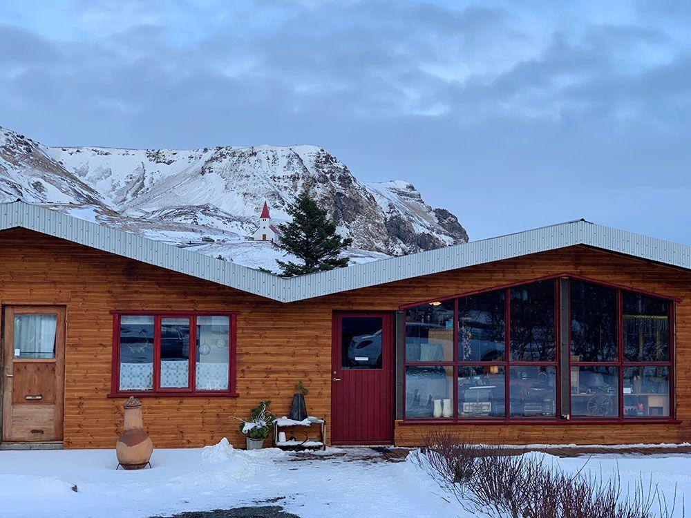 Alojamiento en Islandia - Guesthouse Galleri Vík