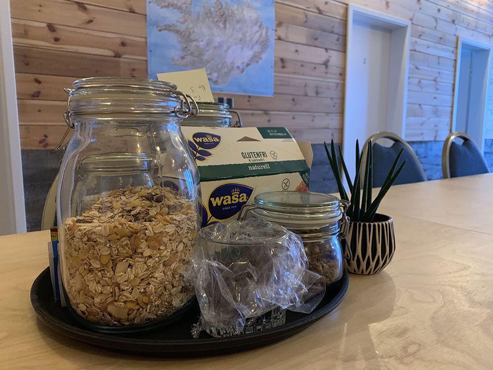 Alojamiento en Islandia - Havarí Hostel - Desayuno