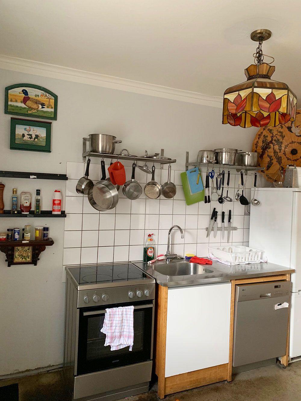 Alojamiento en Islandia - Loki Guesthouse - Cocina