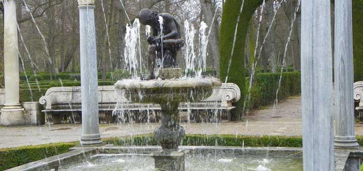 El Espinario en Aranjuez