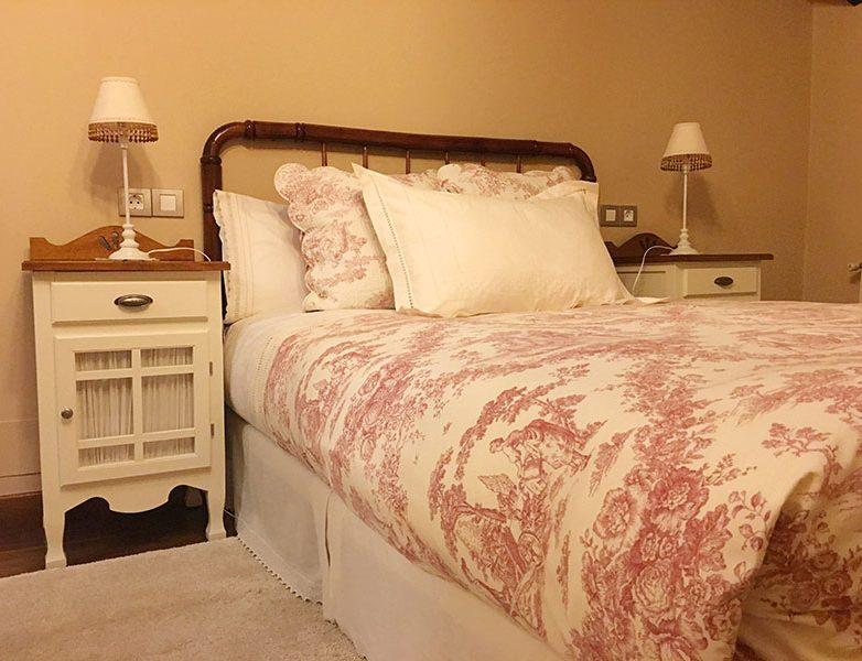 Dormitorio. La cama era comodísima!