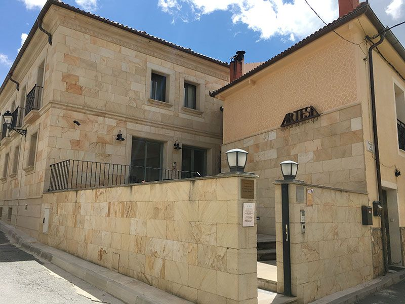 Artesa Suites & Spa - Edificio del complejo