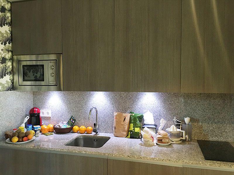 Artesa Suites & SPA - Suite El Bosque - Cocina
