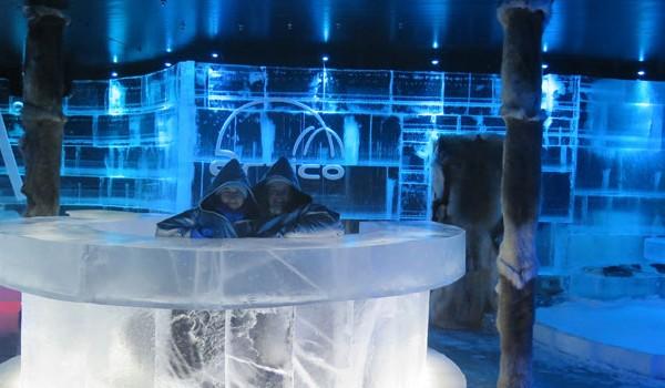 Ártico Ice Bar de Honningsvåg, donde los sueños se hacen realidad