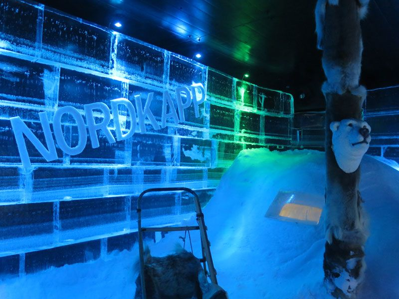 Ártico Ice Bar - Nordkapp