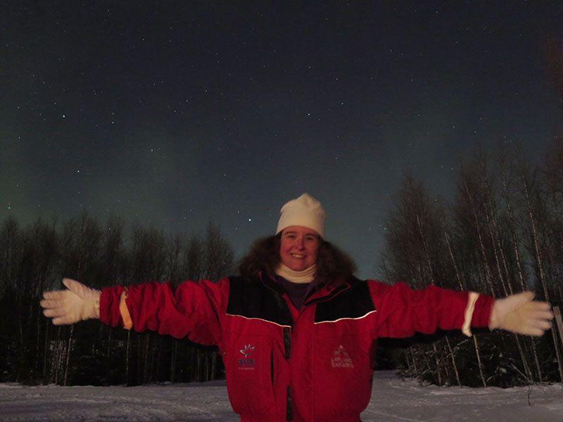 Auroras Boreales en Rovaniemi - Eli