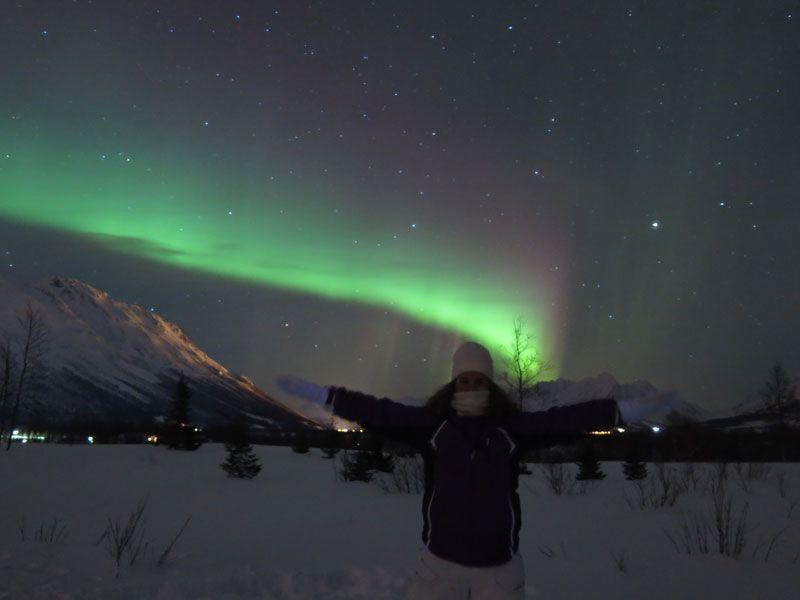 Auroras Boreales en Tromsø - Nuestro sueño se ha hecho realidad
