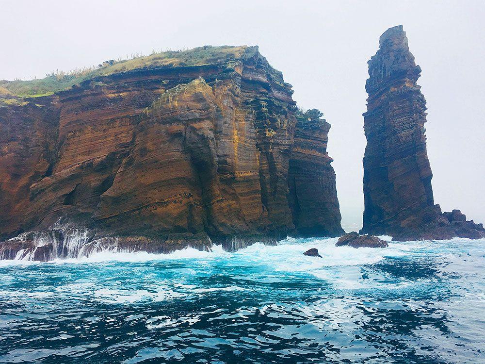 Avistamiento ballenas azores - Whale Watching Terra Azores - Isla de Vila Franca do Campo