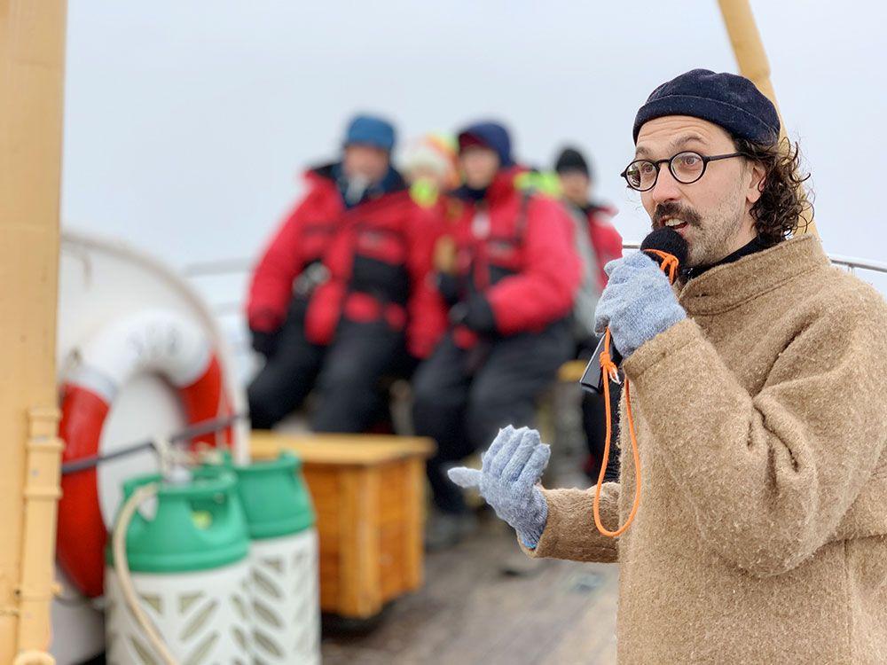Avistamiento de ballenas en Islandia - Guía de North Sailing