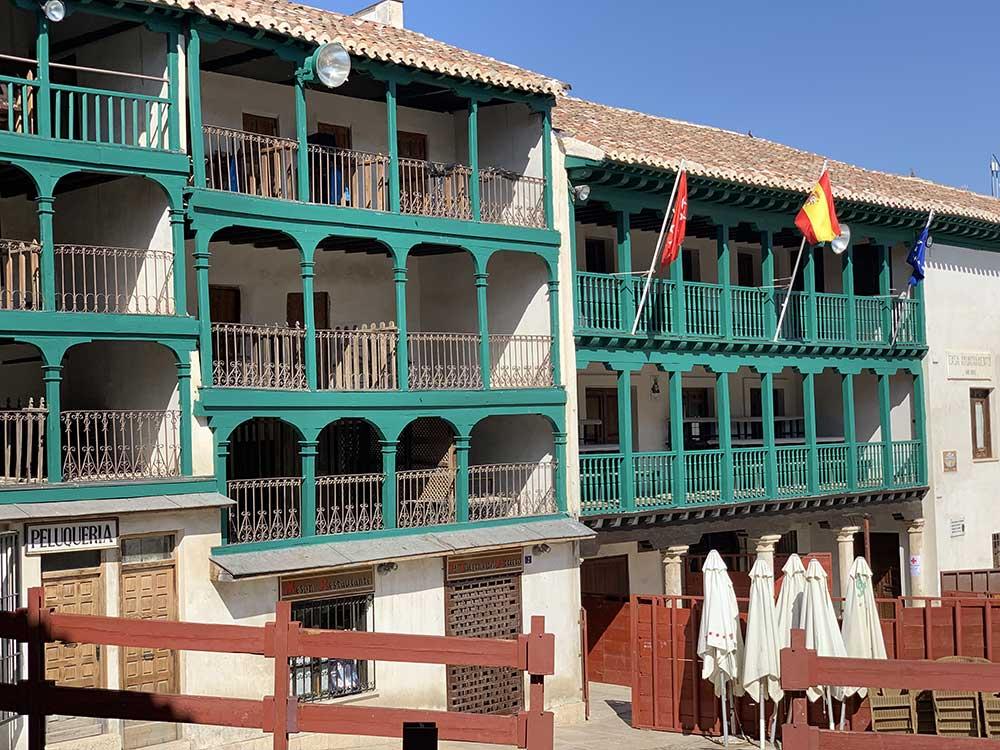 Balconadas de Chinchón
