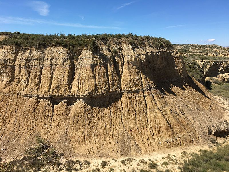 Bardenas Reales en segway - Navarra - Paisajes