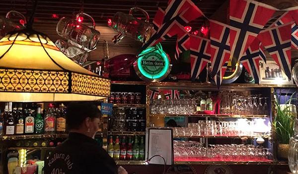 Viviendo la noche de Kirkenes