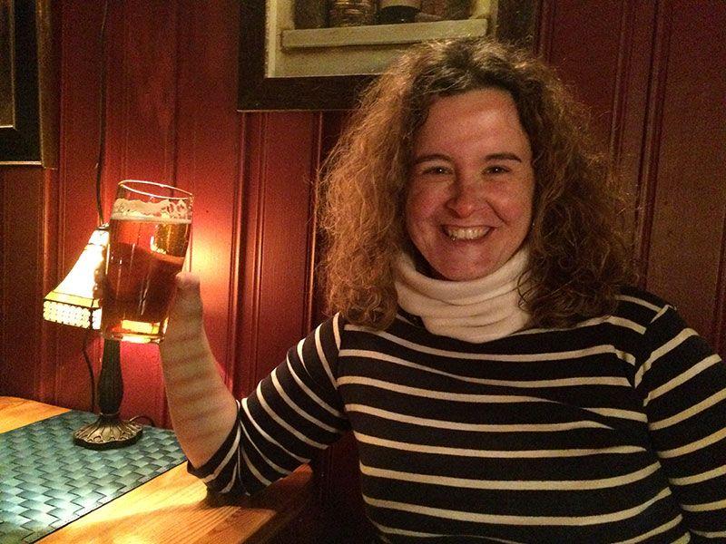 Bares en Kirkenes - Tomando algo en el Raller'n