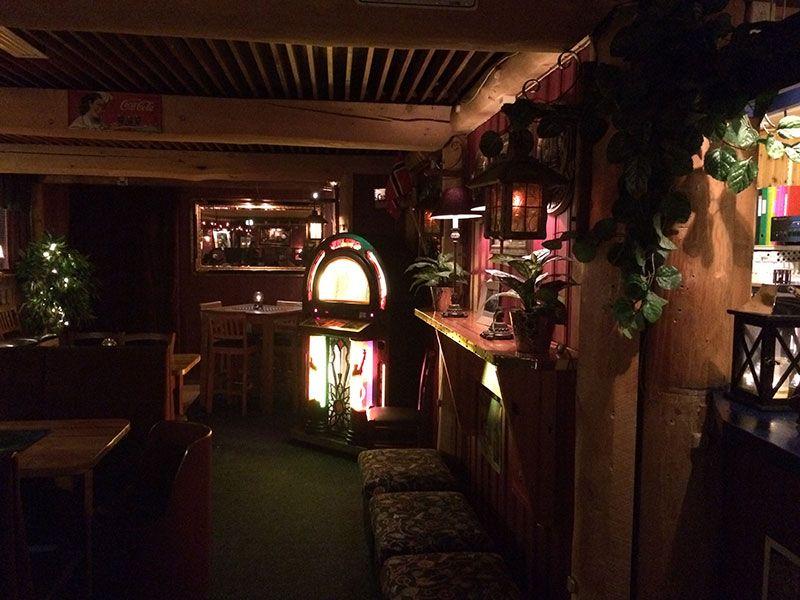 Bares en Kirkenes - Interior del Rallar'n