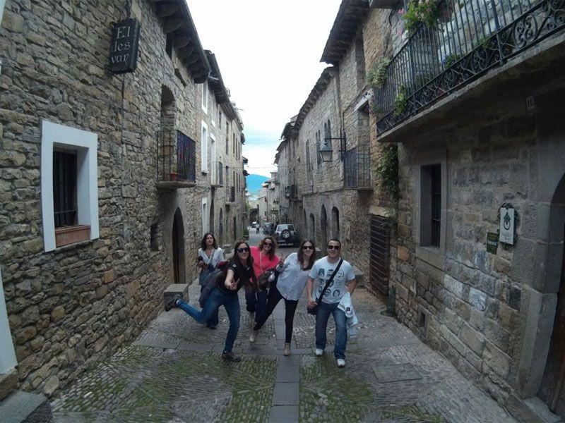 Barranquismo en Huesca - Sierra de Guara - Alquézar