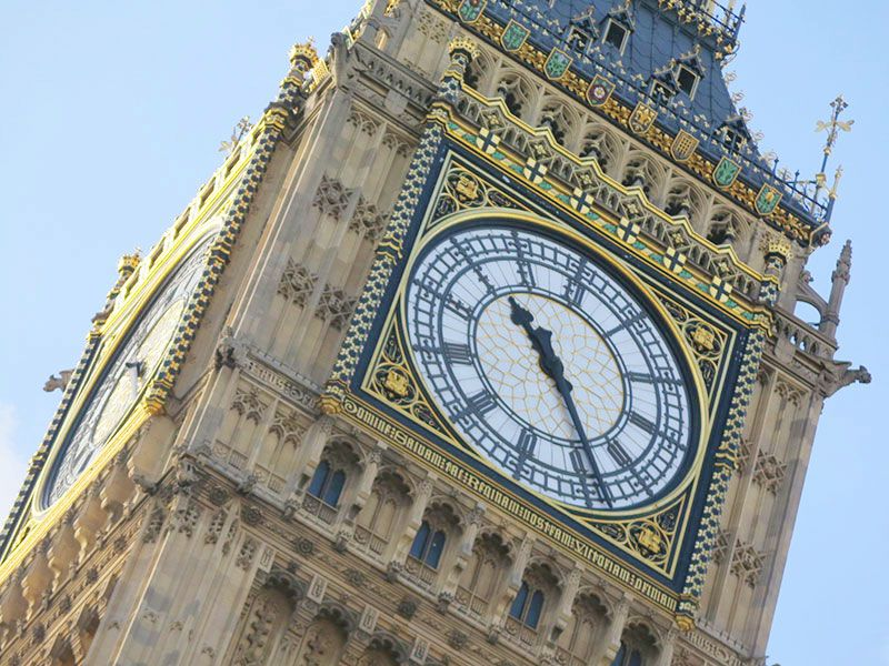 Reloj del Big Ben