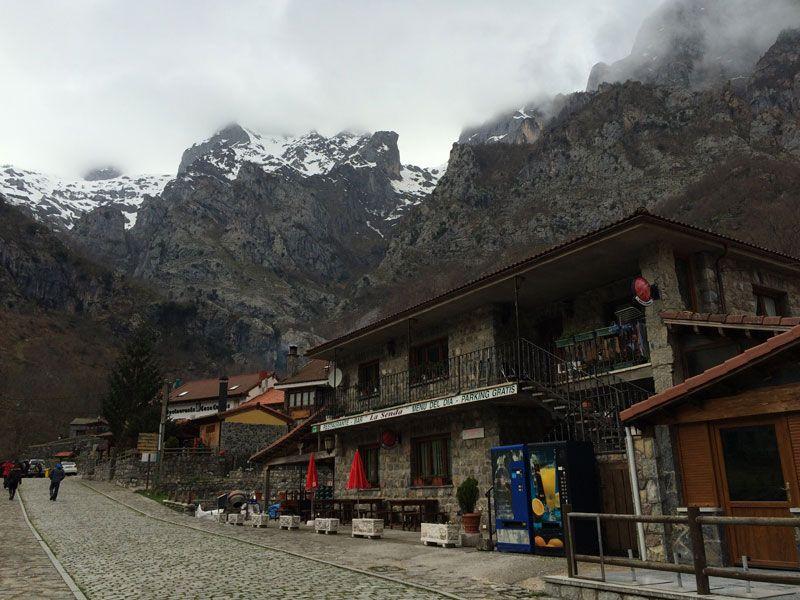 Caín, en el corazón de los Picos de Europa