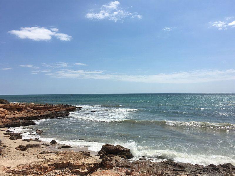 Calas y playas de peñíscola - Cala de L'Aljub