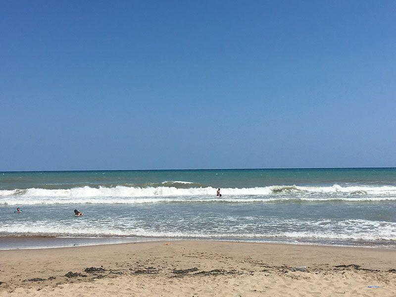 Calas y playas de peñíscola - Playa del Russo
