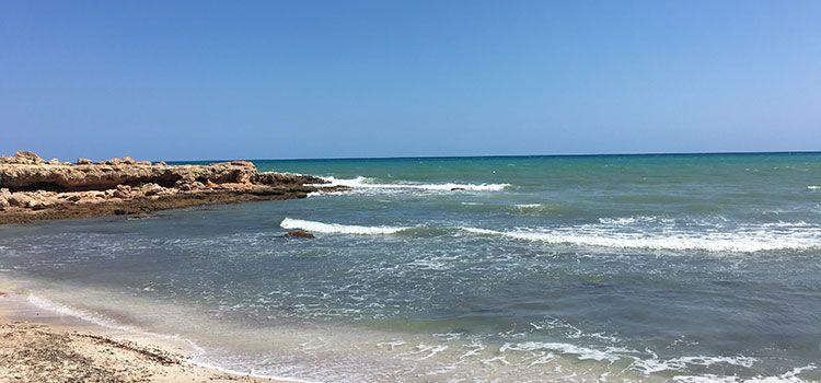 Las mejores calas y playas de Peñíscola