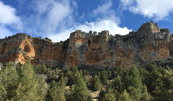 Ruta por el Cañón del Río Lobos, un enclave único y singular