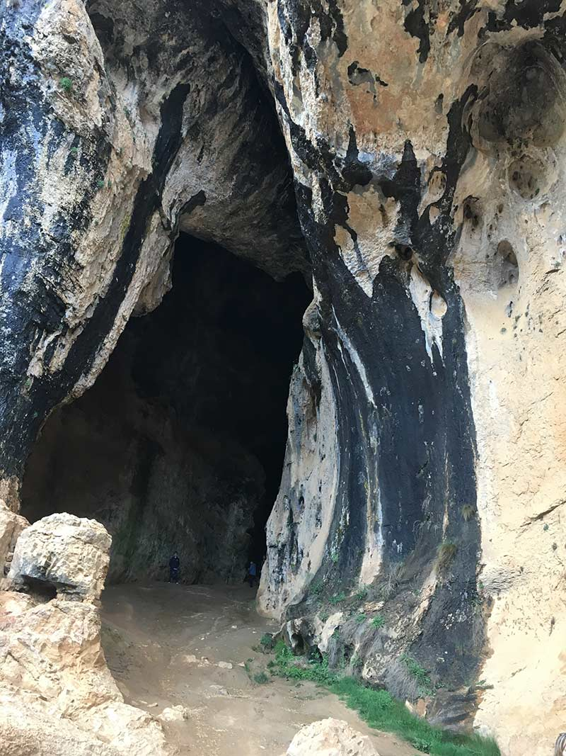 Cañón del Río Lobos - Cueva de San Bartolomé