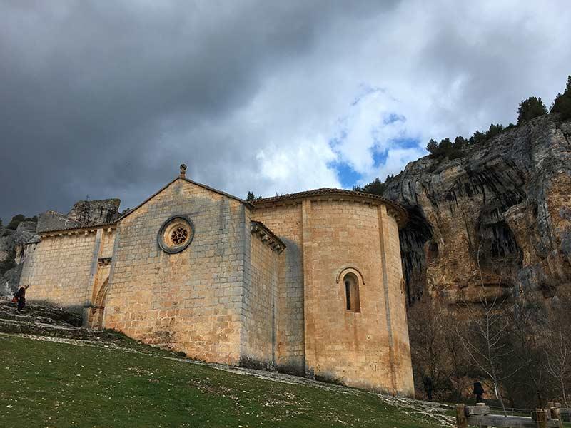 Cañón del Río Lobos - Ermita de San Bartolomé