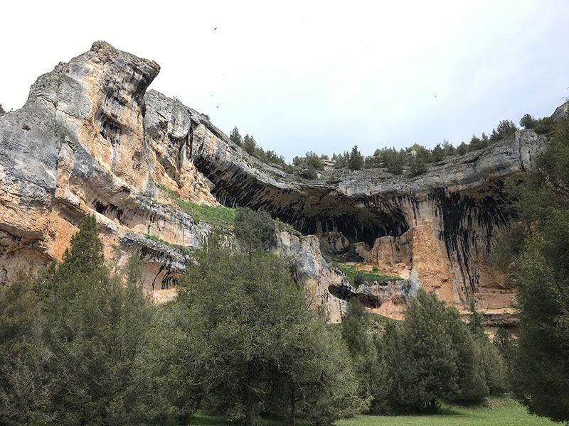 Cañón del Río Lobos - Panorámica