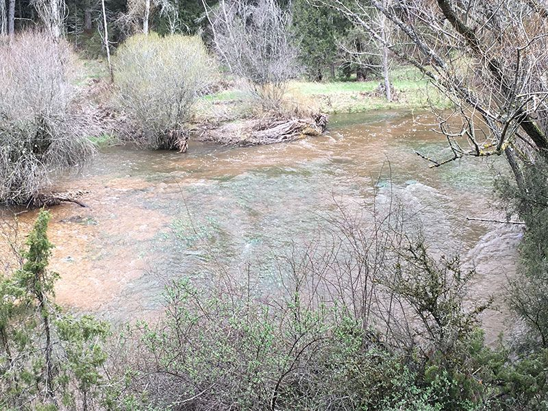 Cañón del Río Lobos - Río Lobos
