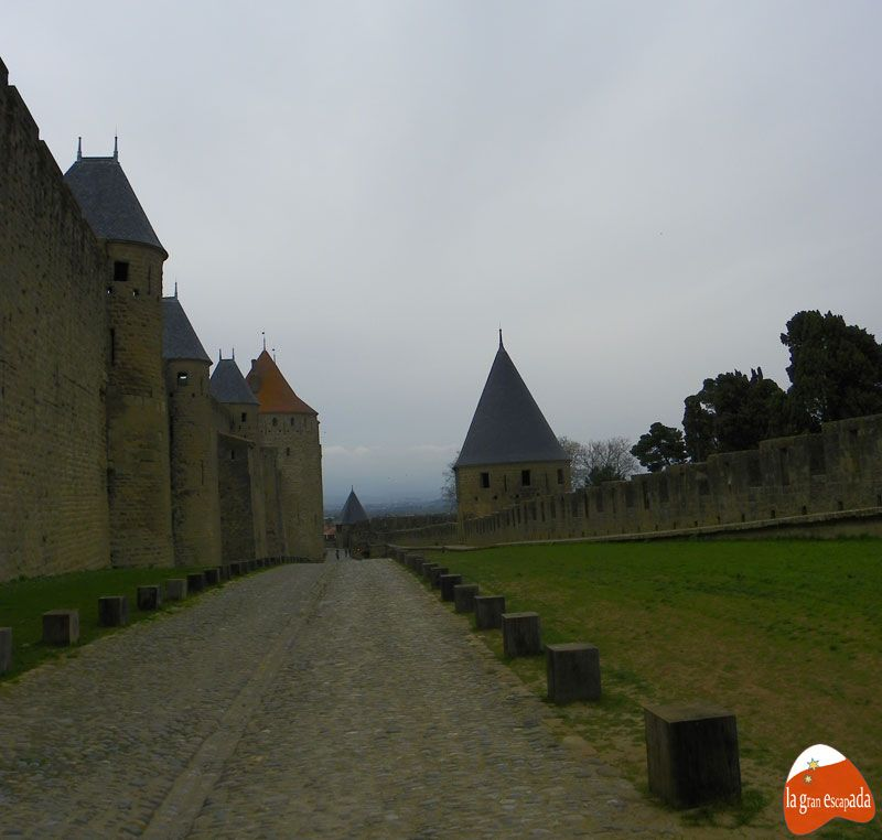 Palestra. Carcassonne