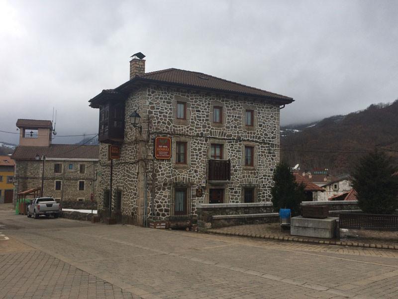 Edificio en Posada de Valdeón