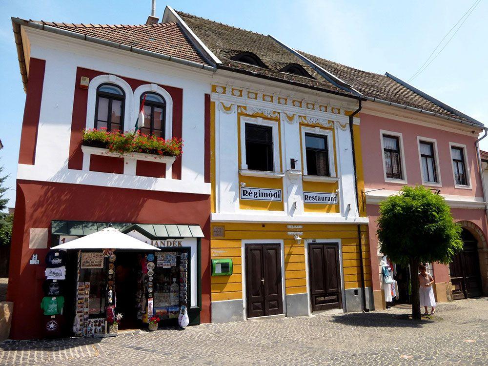 Casas en Szentendre