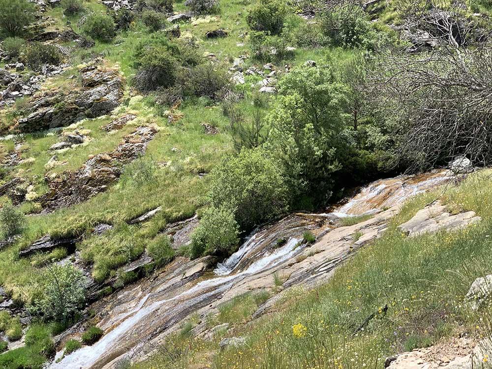 Cascada de San Mamés