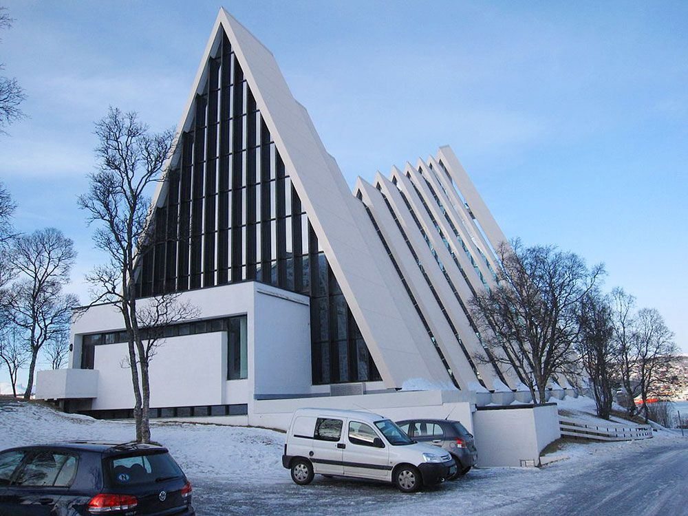 Catedral Ártica de Tromsø
