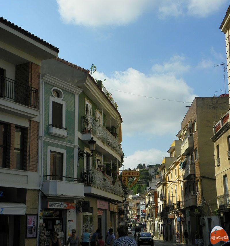 Calles de Chiva