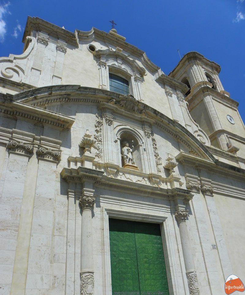 Iglesia de Chiva