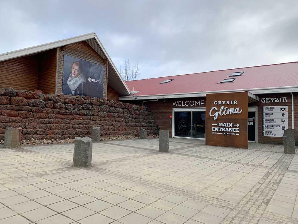 Círculo Dorado de Islandia - Geyser
