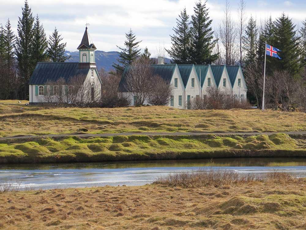 Þingvallakirkja (Iglesia de Thingvellir)