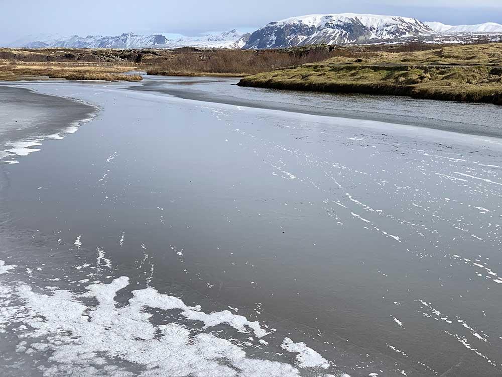 Qué ver en el Círculo Dorado - Río Öxará