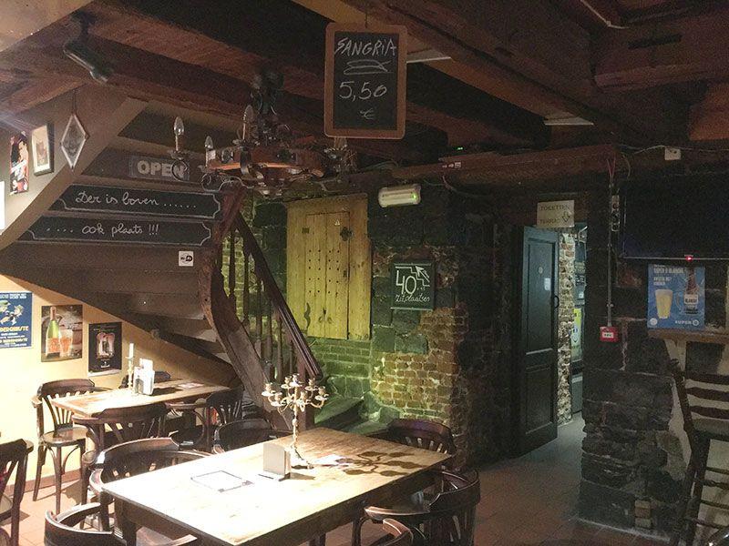 Comer en Flandes - Gante - Het Gouden Mandeken