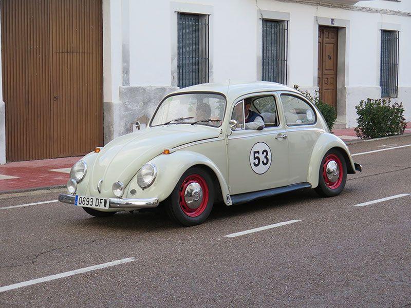 Concentración de Clásicos de Alcollarín - Herbie